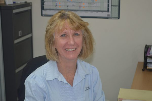 Ros Tucker has been at CDS nearly 16 years.