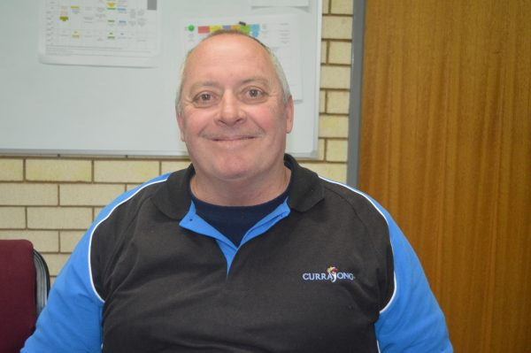 Ian O'Brien has been with CDS for 4 years and couldn't be happier!